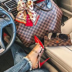 pantofi stiletto valentino